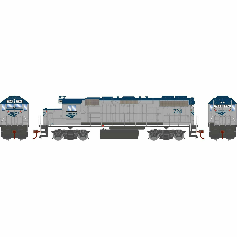 HO GP38-2, Amtrak #724