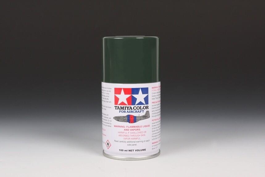 ircraft Spray AS-24 Dark Green Acrylic
