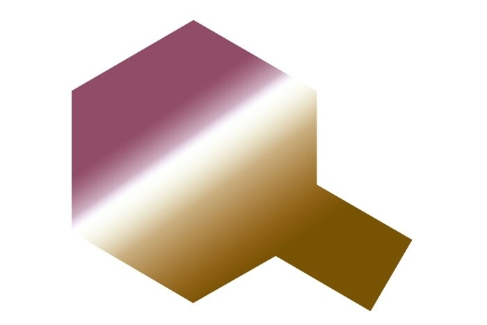 Iridescent Pink / Gold