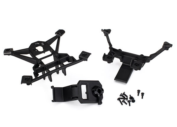 Body Mounts Front and Rear 3