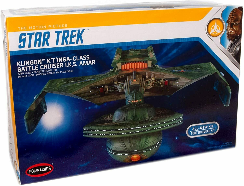 1/350 Star Trek Klingon K't'inga