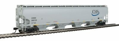 Walthers Proto 67' 4 Bay Covered Hopper CHS #580133