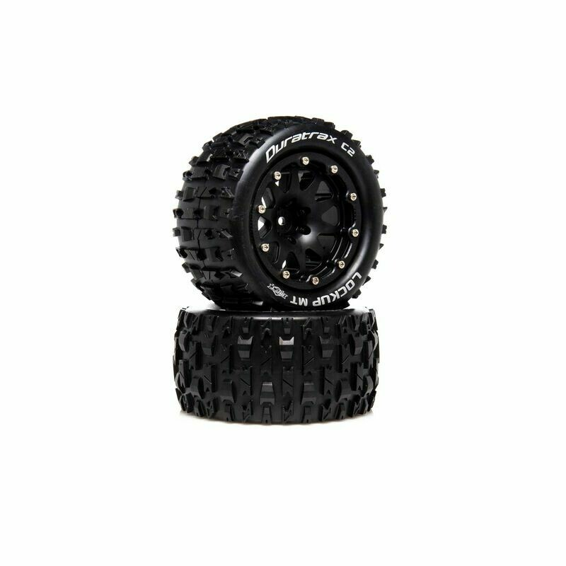 Lockup MT Belted 2.8 Mounted F/R .5 Offst Blk (2)