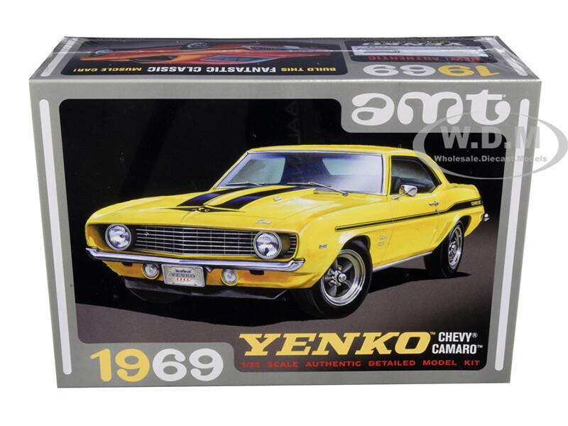 1/25 1969 Chevy Camaro, Yenko