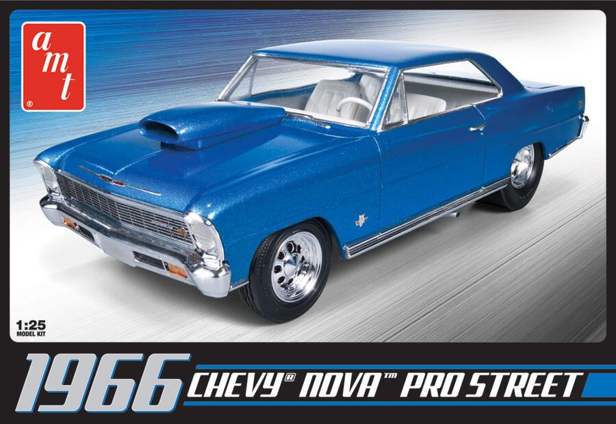 1/25 1966 Chevy Nova Pro Street