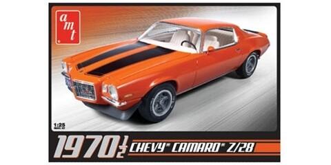 1/25 1970-1/2 Camaro Z28