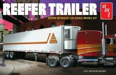 1/24 Reefer Semi Trailer