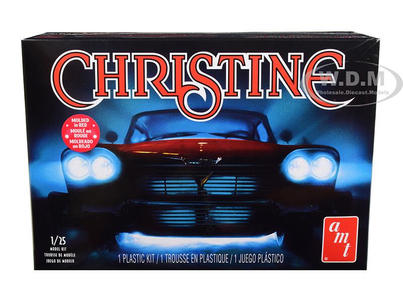 1/25 1958 Plymouth Belvedere, Christine