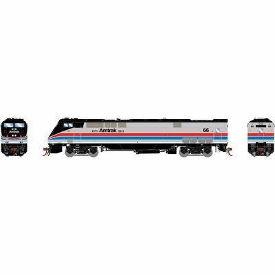 HO AMD103/P42DC w/DCC & Sound, Amtrak/Heritage #66