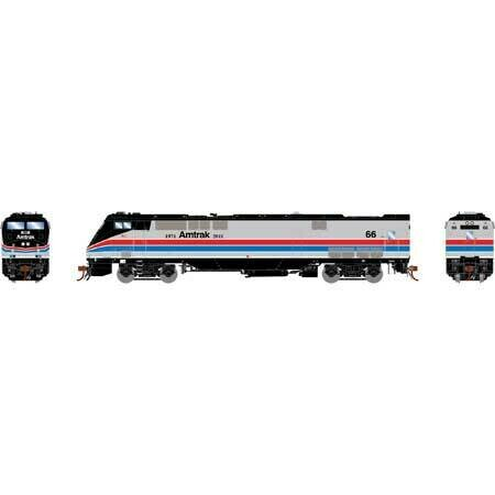 HO AMD103/P42DC, Amtrak/Heritage #66