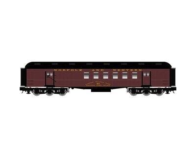 N Trainman 60' RPO Car, N&W #90