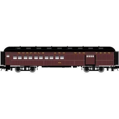 N Trainman 60' Combine, &W #602