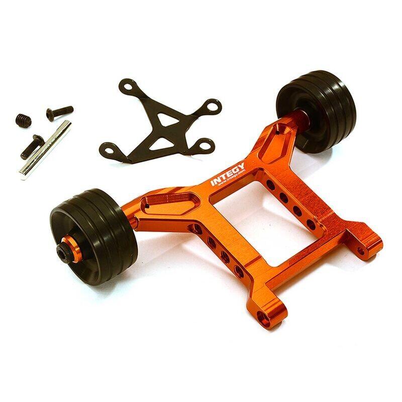 Wheelie Bar for Arrma 1/10 Granite 4X4 Orange