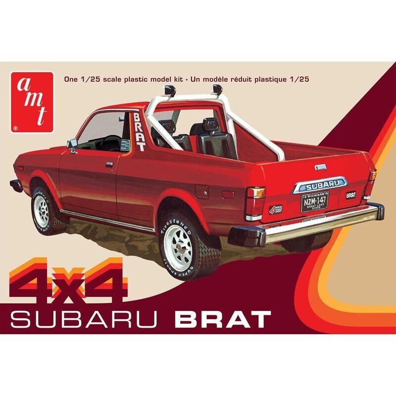 1/25 1978 Subaru Brat Pickup 2T
