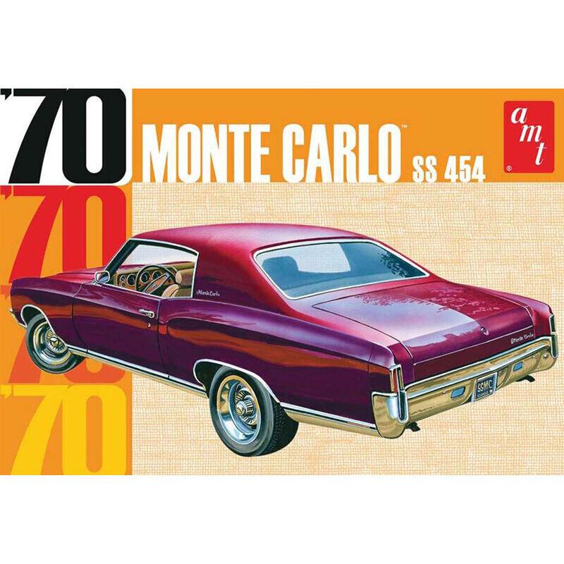 1/25 70 Monte Carlo SS 454