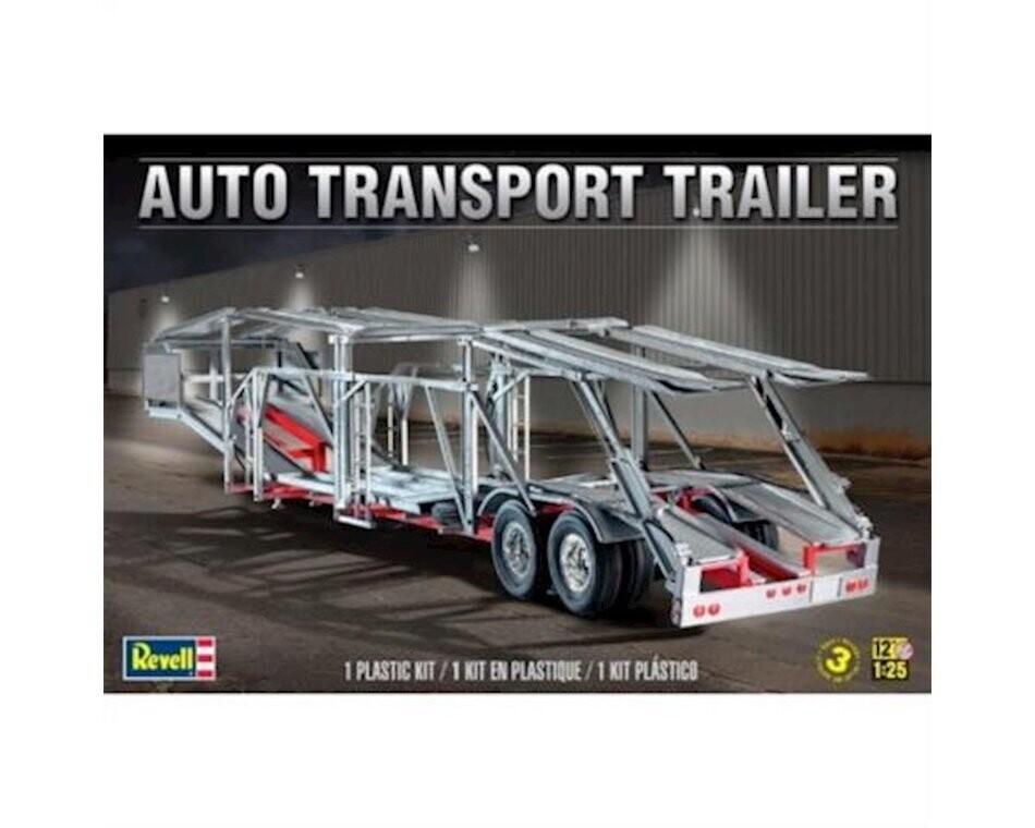 1/25 Auto Transport Trailer