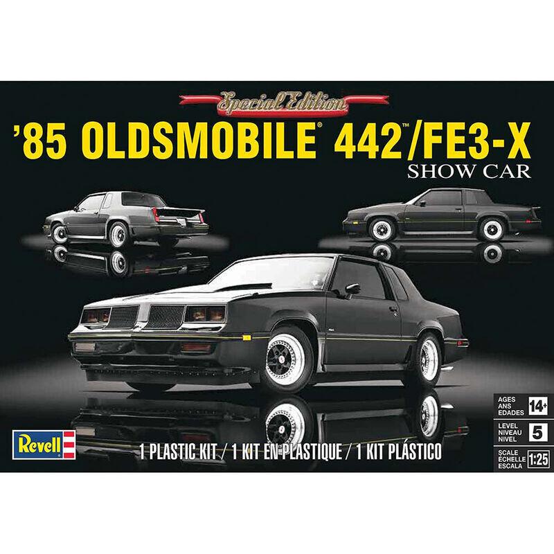 1/25 1985 Oldsmobile 442/FE3-X Show Car