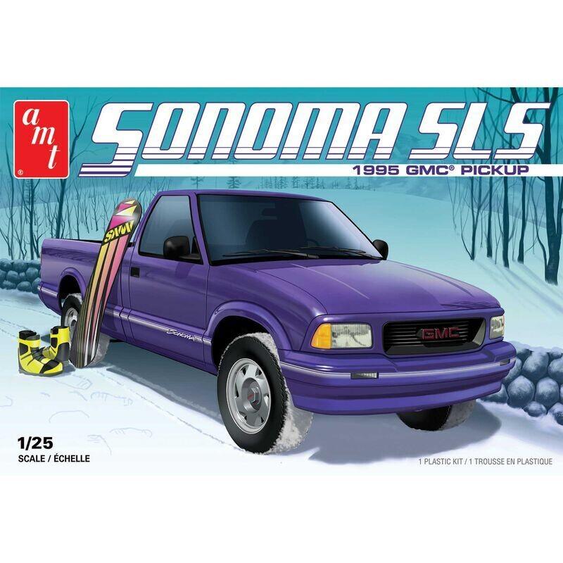 1/25 1995 GMC Sonoma Pick Up, 2T