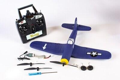 F4U Corsair Micro RTF Airplane