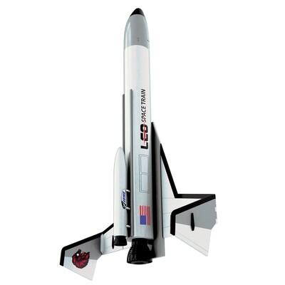 LEO Space Train