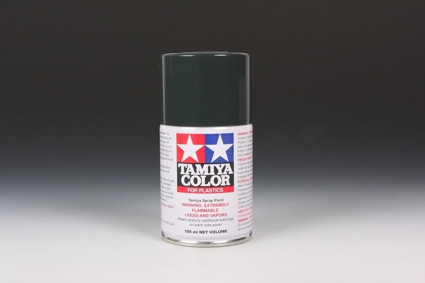 Spray Lacquer TS-82 Blk Rubber