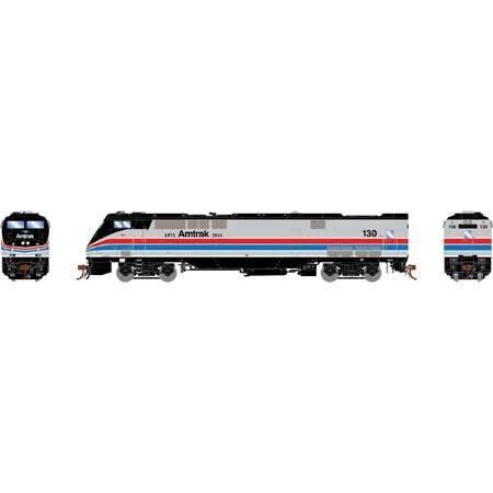 HO AMD103/P42DC, Amtrak/Heritage/Phase II #130