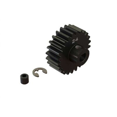 24T Mod1 Safe-D5 Pinion Gear