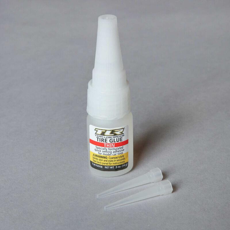 Tire Glue,.5oz, THIN