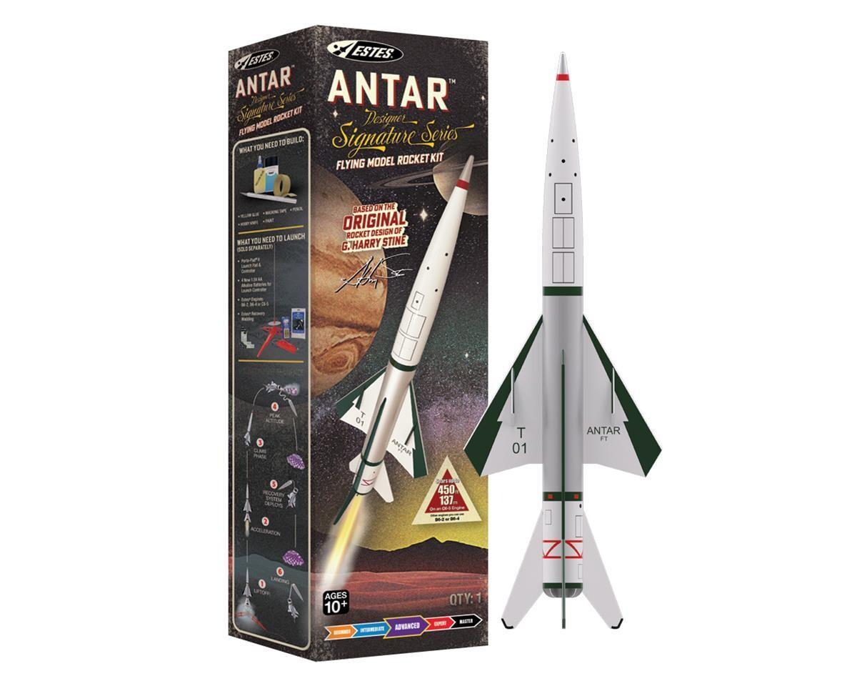 Designer Signature Series: Antar (Advanced)