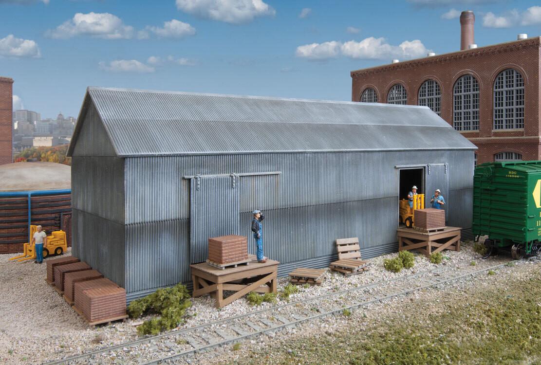 Brickworks Storage Bldg