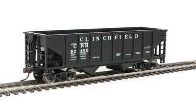 Coal Hopper - Ready to Run -- Clinchfield