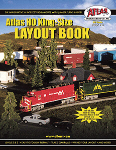 HO KING SIZE LAYOUT BOOK