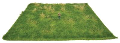 "Tear & Plant Meadow Mat - 8-5/8 x 7-7/8"" 21.9 x 20cm -- Spring Meadow"