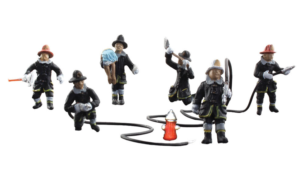 HO Rescue Firefighters