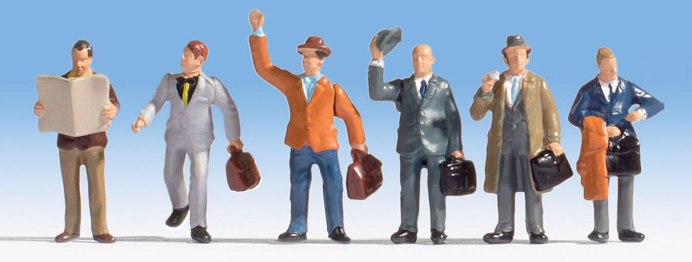 Business Travelers -- pkg(6)