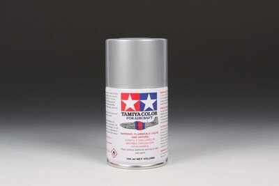 Aircraft Spray AS-12 Bare Metal Slvr Acrylic
