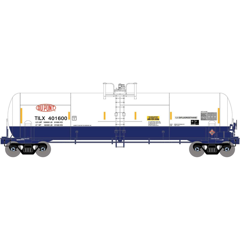 HO RTR RTC 20,900-Gal Acid Tank,TILX/Dupont#401600