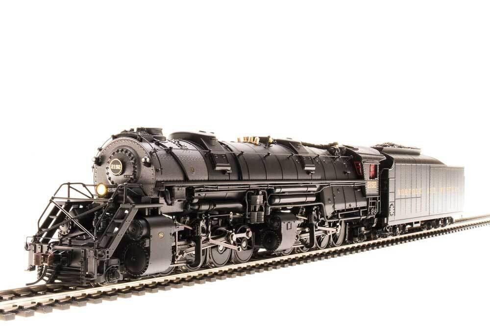 N&W Y6b 2-8-8-2, #2176, 22I tender,Sound/DC/DCC,HO