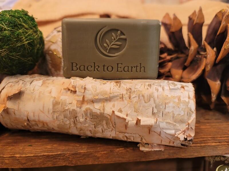 Ice Age Bar Soap w/ Canadian Kisolite™ Glacial Clay - 90g/3.25oz