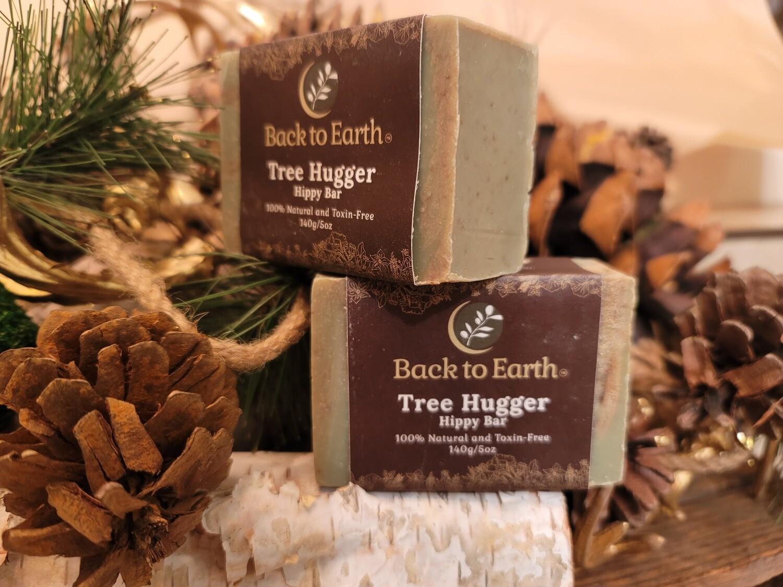 Tree Hugger Hippy Bar Soap - 140g/5oz