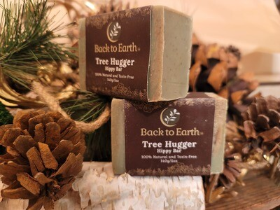 Tree Hugger Hippy Bar Soap - 140g/5oz