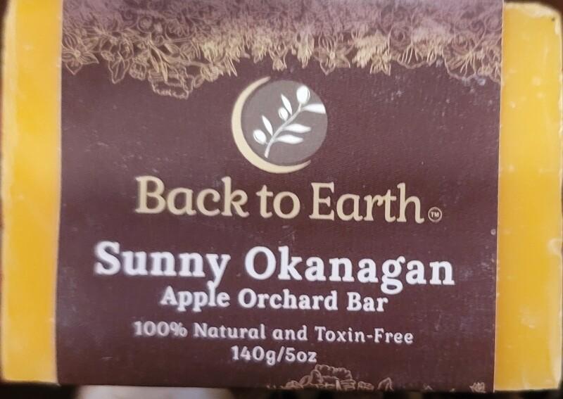 Sunny Okanagan Apple Orchard Bar - 140g/5oz