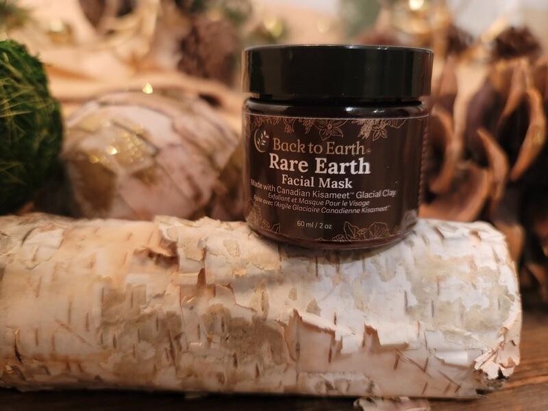 Rare Earth Facial  Mask Masque