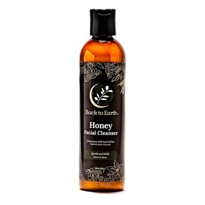 Honey Facial Cleanser - 240ml/8oz