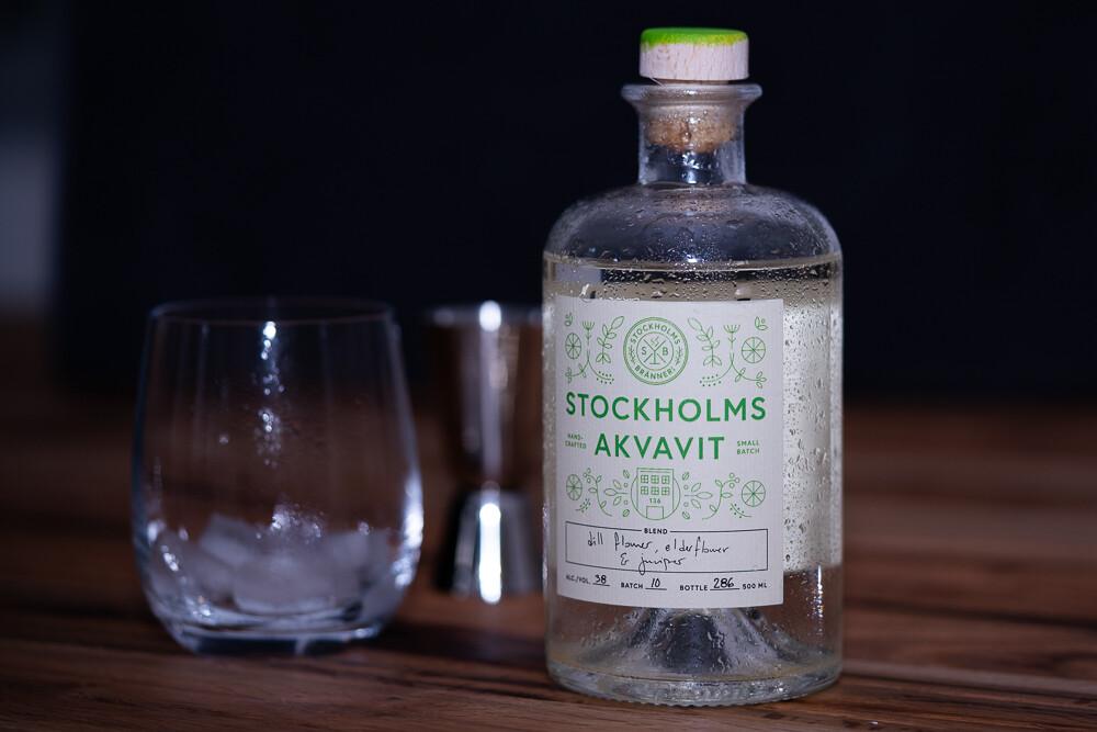 Stockholms Bränneri Akvavit