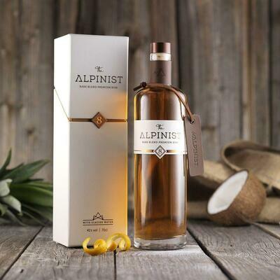 The Alpinist Premium Rum Rare Blend