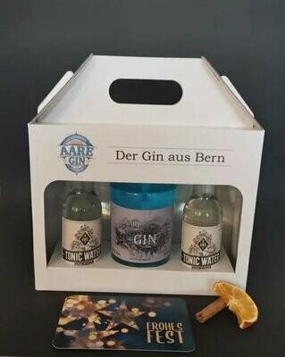 Aare Gin Geschenkset