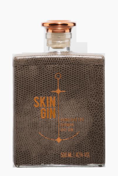 Skin Gin Reptile Brown
