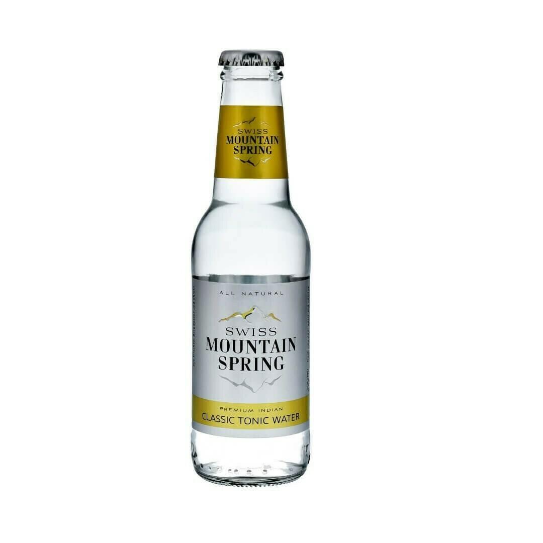 Swiss Mountain Spring Classic Tonic Water
