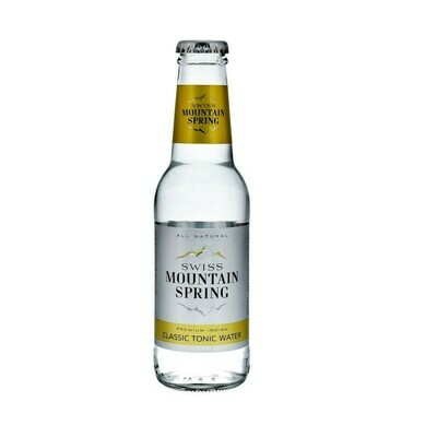 Swiss Mountain Spring Classic Tonic Water